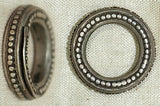 Rare Ethiopian Silver Wedding Ring