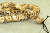 Small Skull Beads from Mexico