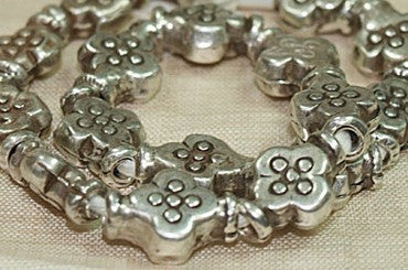 Vintage Silver Beads from India