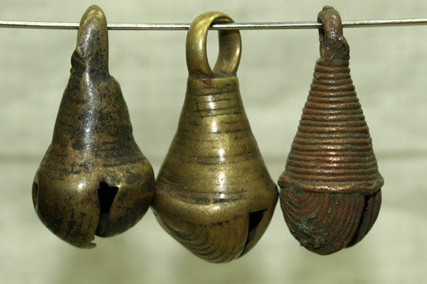 Large Nigerian Tapered Bell