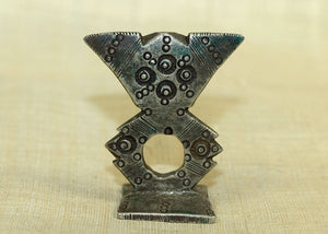 "Antique Tuareg ""Gri Gri"" Pendant with Seal"