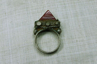 Tuareg Ring with Stone