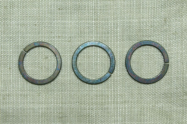 15mm Flat Ring, Open