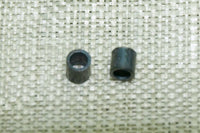 2x2mm Oxidized Crimps