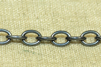 6x4mm Oval Chain