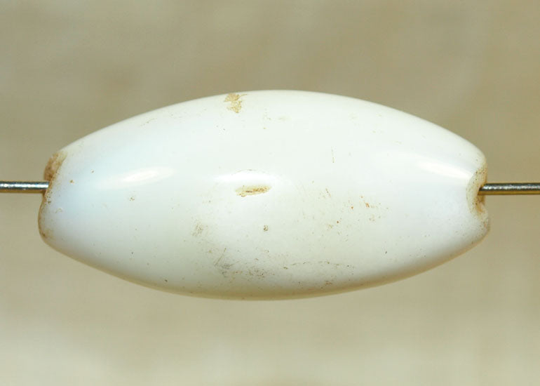 Antique Nigerian Agate, Medium Rice Shape