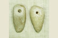 Soapstone Pendants from Mali