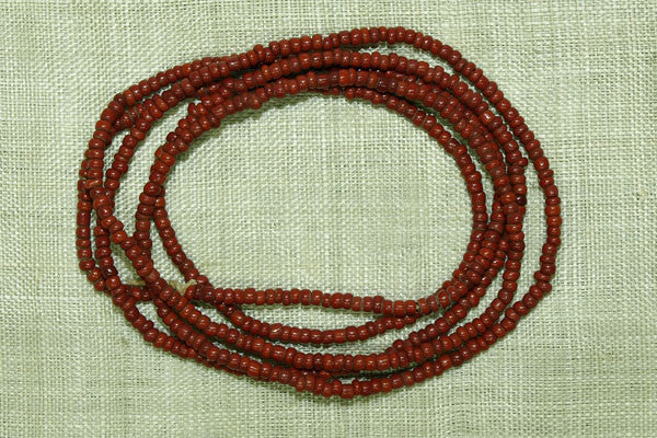Antique Brick Red 12º Seed Beads