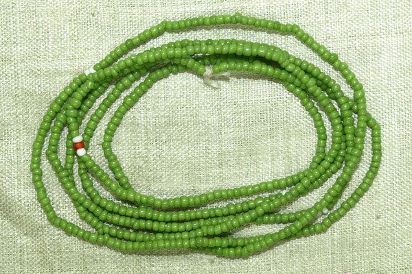 Pea Soup Green 12º Seed Beads