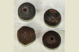 Medium Dogon Spindle Whorl Beads