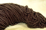 Half kilo of Vintage Brown 11º Seed beads!