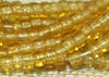 Mini Hank 16º Light Amber Antique Czech Seed Beads