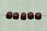 9° Vintage Venetian Opaque Brown Seed Beads