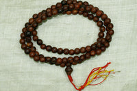 Small Rosewood Prayer Beads from Thailand