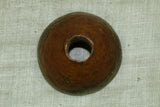 Wooden Tuareg Spindle Whorl, F