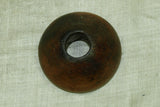 Wooden Tuareg Spindle Whorl, G