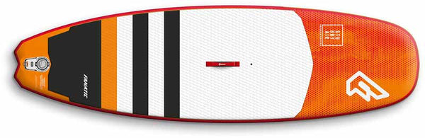 Fanatic stubby air paddle board