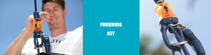 Duotone freeride kit