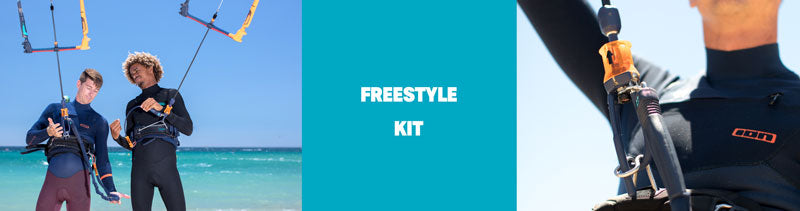 Duotone Freestyle kite