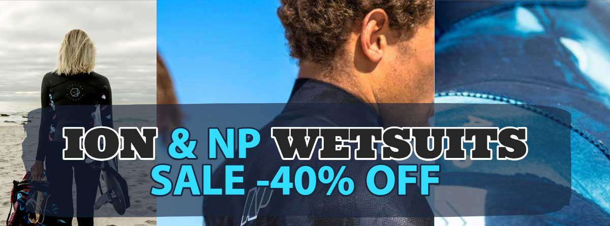 ION Neilpryde Wetsuits sale