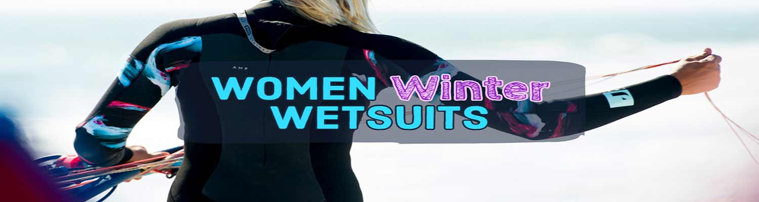 ION NP Women winter wetsuits