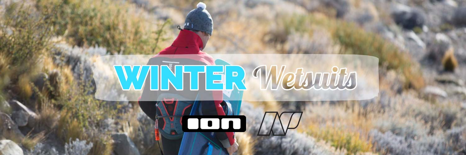 ION Neil Pryde Men winter wetsuits