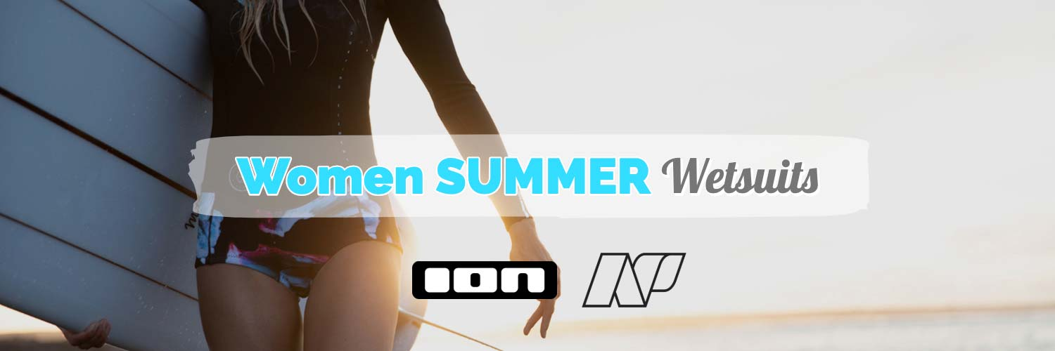 ION Neil Pryde Women summer wetsuits