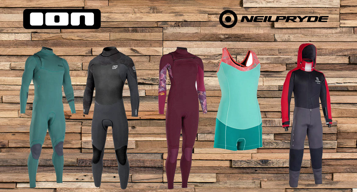 2018 ION & NP Wetsuits