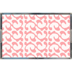 Coral Reef Acrylic Serving Tray