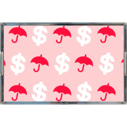 Make It Rain Acrylic Tray