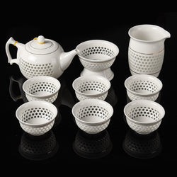 Bumble BeeHive Tea Set