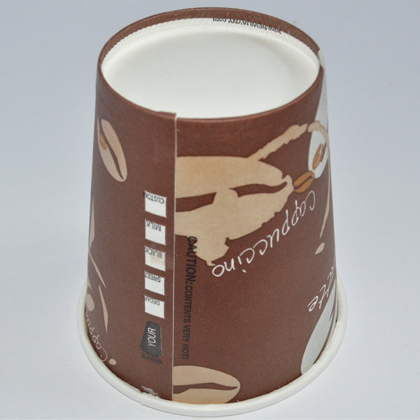20 OZ Printed Coffee Cups - 500 Pieces