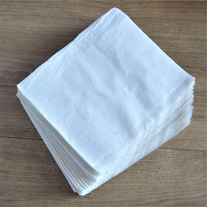 Four-Fold Lunch Napkins - 6000 Pieces