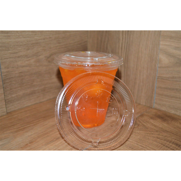 24 OZ Clear Plastic Cups - 600 Pieces