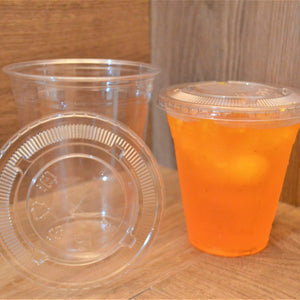 16 OZ Clear Plastic Cups