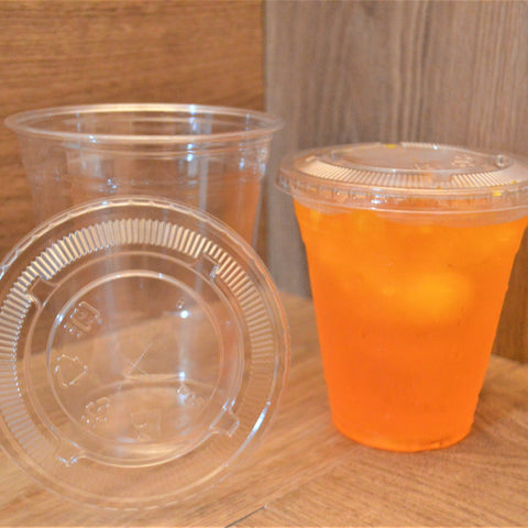 20 OZ Clear Plastic Cups - 600 Pieces