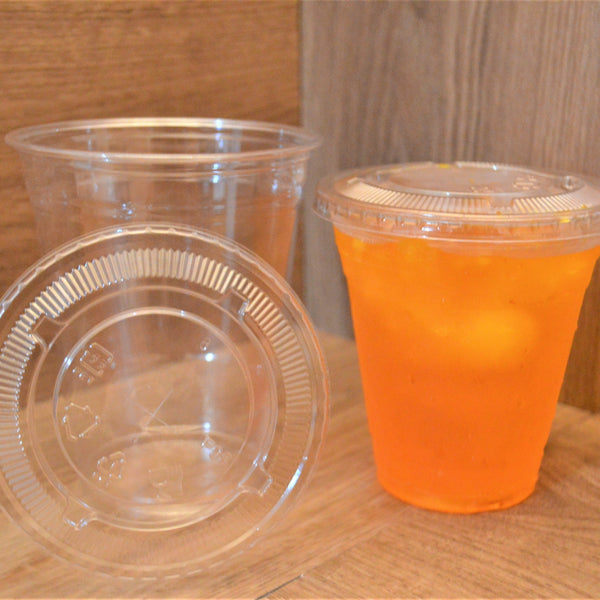 10 OZ Clear Plastic Cups