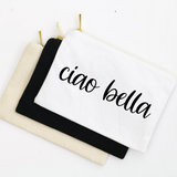 Ciao Bella Cosmetic Bag