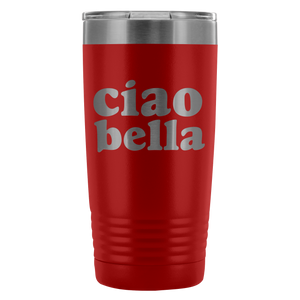 Ciao Bella Stainless Steel Coffee Tumbler