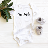 Ciao Bella Infant Bodysuit (Script)
