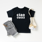 Ciao T-shirt (Big Kids)