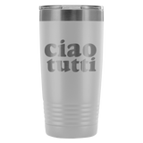 Ciao Tutti Stainless Steel Coffee Tumbler