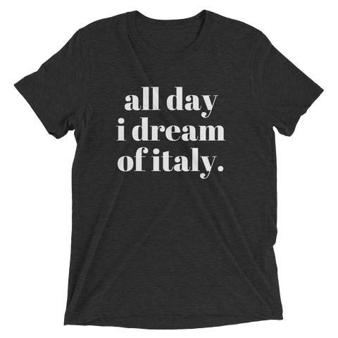 Dream of Italy T-shirt (Adult)