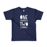 Cannolo / Cannoli T-shirt (Little Kids)