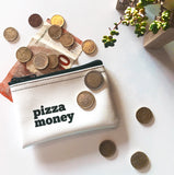 Pizza Money Coin Pouch