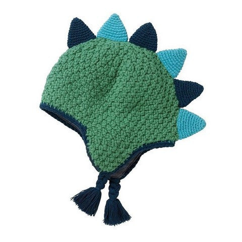 Dinosaur Knitted Hat -30% – Sam and Louloute ed61bfc1f9c
