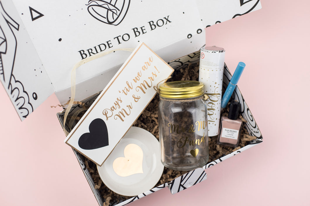 The 'You're Engaged' Box
