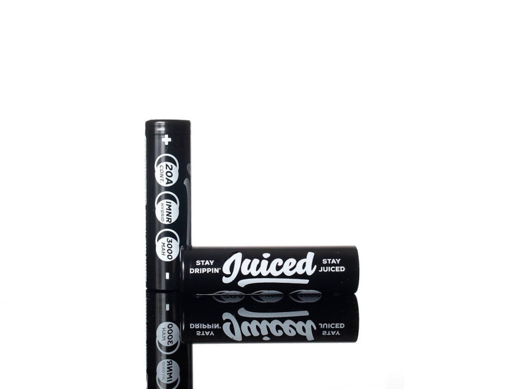 JUICED ORIGINAL 18650 BATTERY (2-PACK)