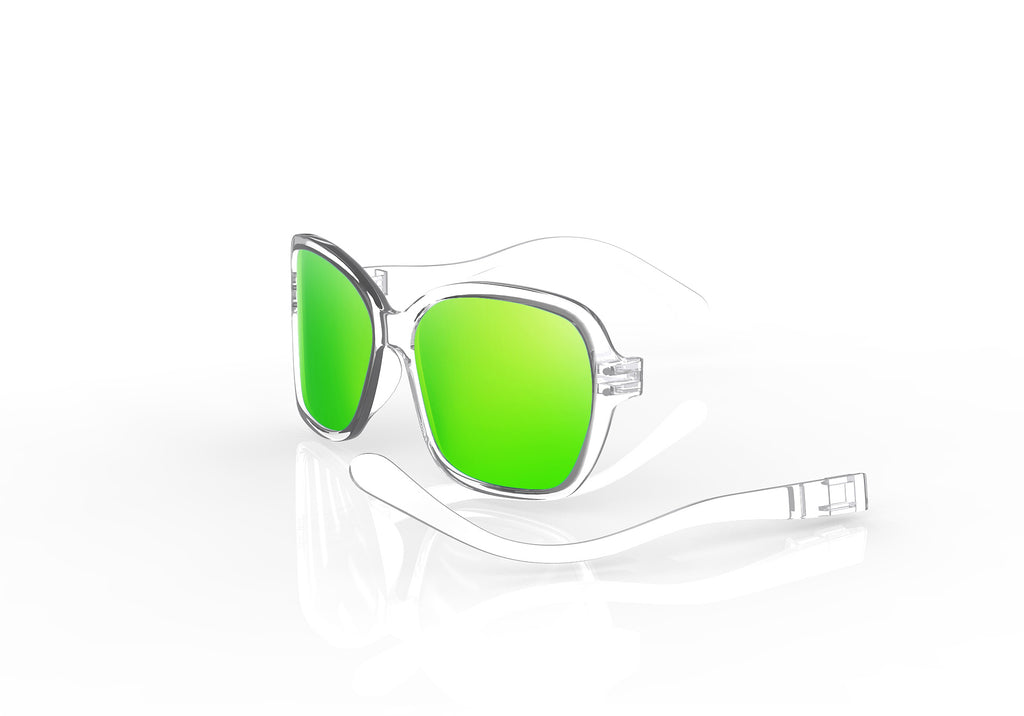 Clear (Green Lens)