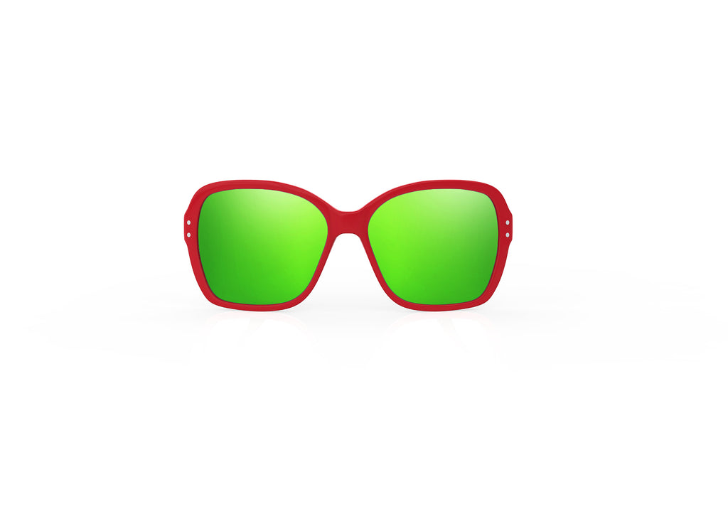 Red (Green Lens)